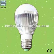 2012 popular E27 5W LED bulb light,4/5/7W