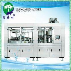 Jiangmen Angel 3000~6000 BPH water filling machine 3 in 1 unit