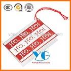 Ho, Ho, Ho Adhesive Gift Tags shipping tags blank gift tags
