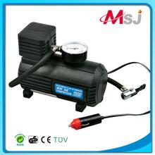 mini car air compressor plastic air compressor, air pump tire inflator