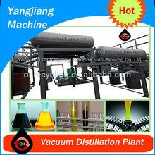 Waste Ship Engine Oil Regeneration Machine For Sale