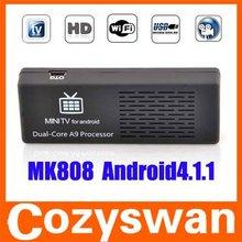 CS102 III fastest android 4.1 mini pc dual core mk808