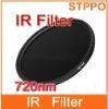 Camera Infrared Pass Filter Infra-red 58mm IR Filter 720nm