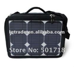 35W solar charger bag,solar bag for charging laptop