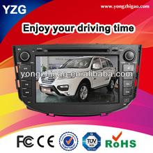 Car DVD touch screen gps for car Lifan X60