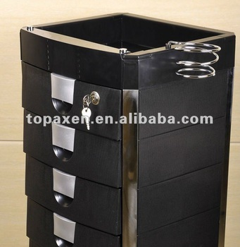 Deluxe Salon Trolley with lock