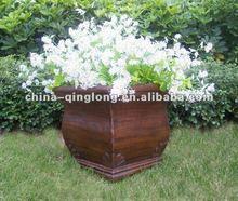 2012 hot sale clay pot flower planter QL-1487