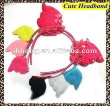 Cute Girls Angel Wings halloween party headband set