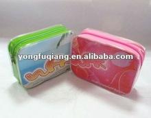 Printing popular for candy packing pvc zipper box