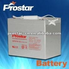 double tech lead acid solar wind generator battery 12v 70ah