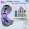 Spa Equipment!! Deluxe Far Infrared and Ozone Therapy Bath Slimming Capsules
