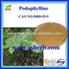 gmp fonte da fábrica podophylline natural com alta qualidade