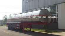 Bitumen Transportation Tank/Asphalt Tank Truck/Asphalt Transportation Tank (trailer)