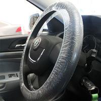 dustproof car steering wheer cover