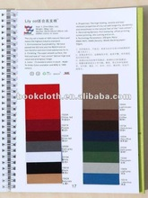 Natural Environmental coated starched fabric