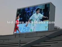 P20 football stadium digital LED display billboard