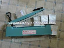 manual bag sealer Aluminum model impluse easy hand operated bag sealer