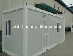 20ft container house design