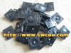 Black Custom Automobile Rubber Products