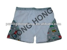 2012 cartoon style men's boxer underwear