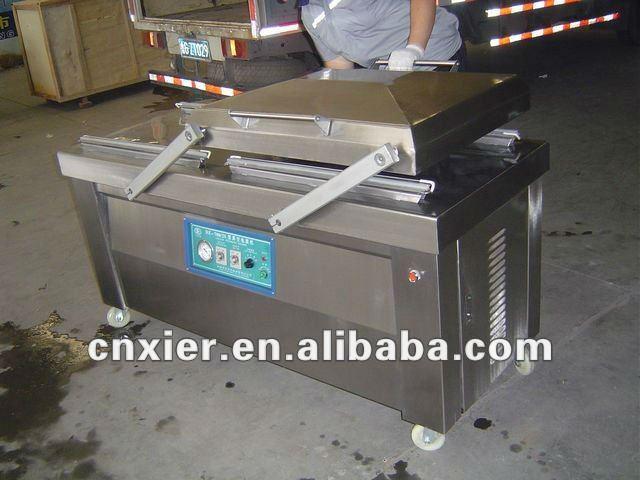DZ-600/4S semi-automatic vacuum meat packing machine