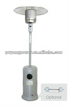 Chinese high quality Garden Gas patio heater with low price