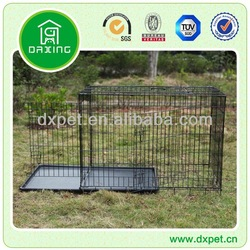 Stainless Steel Dog Kennels DXW003