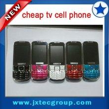 2012 new cheap tv dual sim card cell phone