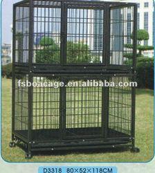 Dog Cage 80X52X118cm