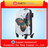 2013 new design PC travel trolley luggage bag