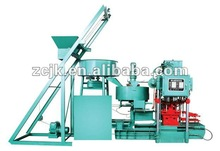 Cement Roof Tile Making Machinery for Sale Drain Tile Maker ZCW-120 Roof Tile Making Machine
