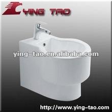 Self clean toilet bidet hot and cold water bidet water pressure water closet bidet