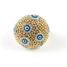 afforable wedding platinum love mushroom rings price for ladies 2012 new design (JW-7030)