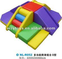 Home and preschool kids indoor play equipment