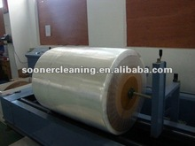 viscose/polyester spunlace non woven fabric for cleaning cloth