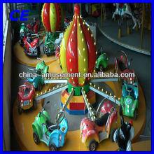 children's car amusement 2012 kiddie rides indoor attractions