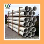 reliable pvc plastic irrigation pipe