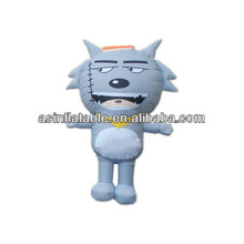 Lovely inflatable cartoon characters for sale