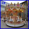 [Space Amusement] christmas carousel horse park amusement rides for sale