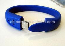 Wristband USB Memory Stick Escrow