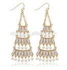 Latest Trends Earrings high quality elegant 14K gold drop hot sale pearl earring