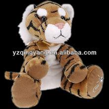 hot selling gift stuffed wild animal plush tiger
