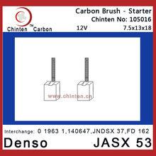Denso JASX 53 carbon brushes(brush size 7.5x13x18)