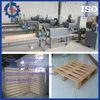 hot sale compressed wood block making machine/wood pallet log makig machine