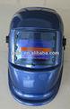 Azul de fibra de carbono/gran vista/solar de soldadura y pulido del casco