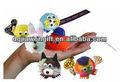 amostra grátis pompons brinquedo wuppies