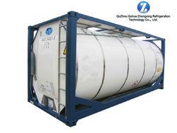 R404a ISO tank refrigerant gas
