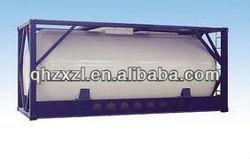 R410a ISO TANK refrigerant gas