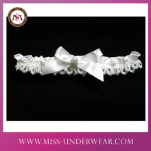 2013 new design plus size western bridal garter factory