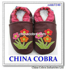 2012 high quality new soft leather baby shoes